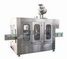 BCGF Automatic Glass Bottle Beer Filling Bottling Machine