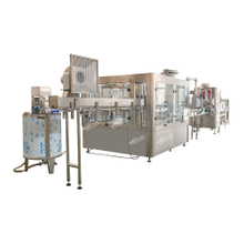 3000BPH China Automatic Drinking Water Bottling Machine Plant For Sale