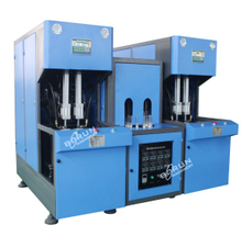 Semi Automatic PET Bottle Blow Moulding Machine