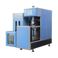 Semi Automatic 5 Gallon Bottle Blowing Machine